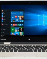 Toshiba Satellite Radius L10W-C-108 - 2 in 1: Laptop + tableta cu touchscreen