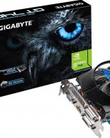 Placa video Gigabyte nVidia GeForce GT 740 OC: Un pas spre experienta multimedia