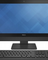 Sistem Desktop Dell OptiPlex 3030 All-in-One: Monitor de 19.5 inch si calculator Intel Core i5