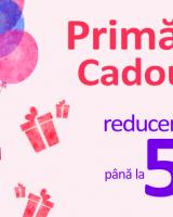 Primavara Cadourilor: reduceri pana la 50%