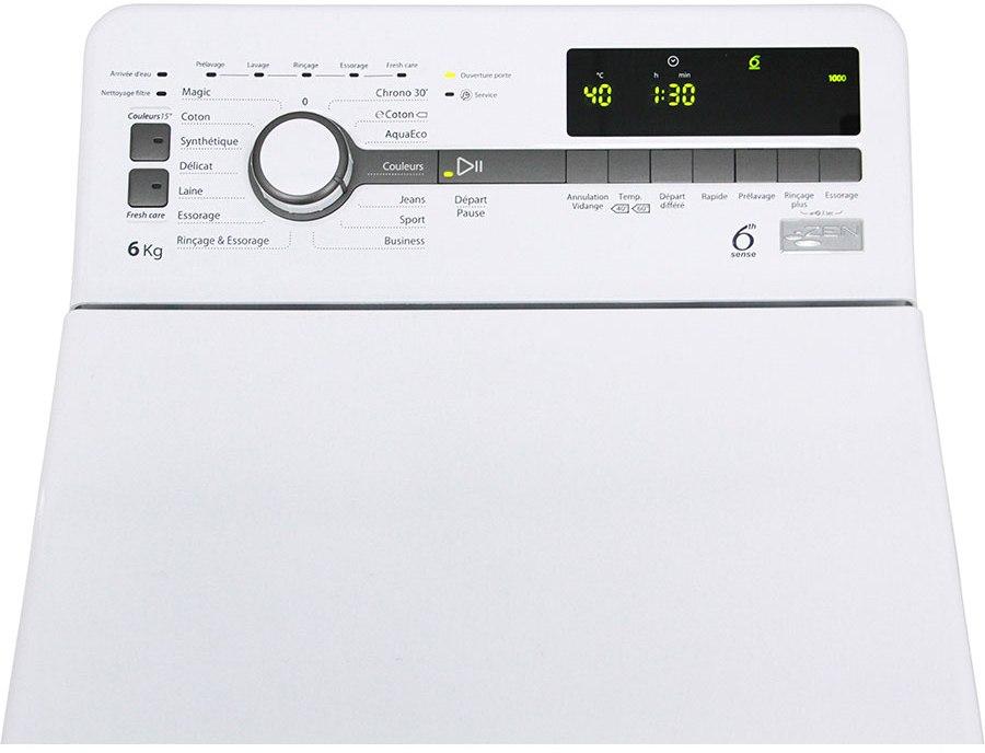 whirlpool tdlr 65230 masina de spalat pentru economisirea de spatiu si energie. Black Bedroom Furniture Sets. Home Design Ideas