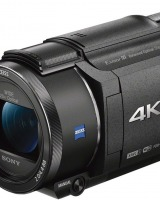 Camera Video Sony FDR-AX53: Pasiune sau job