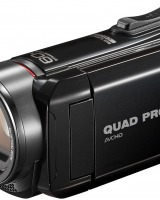 Camera Video JVC Quad - Proof R GZ - R410BEU: Camera video eleganta