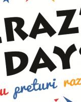 Crazy Days: reduceri pana la 50%