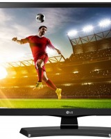 Televizor LED LG 24MT48DG-BZ: Multifunctional