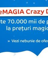 eMAGIA Crazy Days: profita de reduceri pana la 50%
