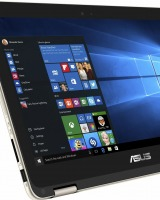 Laptop 2 in 1 ASUS ZenBook Flip UX360CA-DQ099T: Un laptop performant, cu design convertibil