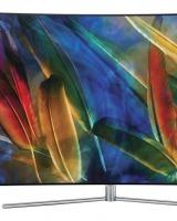 Televizor QLED Curbat Smart Samsung 55Q7C: ieftin si bun