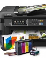 Multifunctional A3 Epson WorkForce WF-7610DWF: calitatea Epson