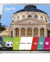 Televizor LED Smart LG 32LJ590U: un Smart TV ieftin