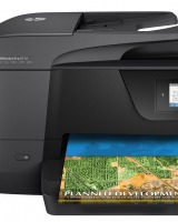 Multifunctional HP Officejet Pro 8710: confort si eficienta